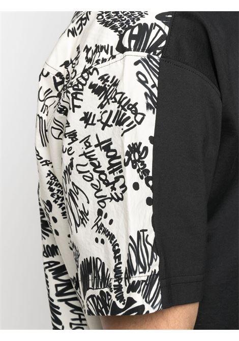 Marni floral t-shirt men y4457 MARNI | HUMU0009Q0STJ333Y4457