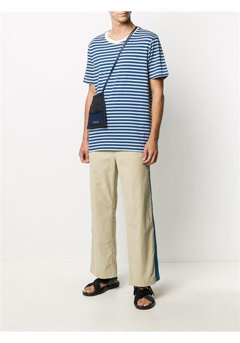 Striped 3-pack t-shirt MARNI | HUMU0151S0S23845Y4407