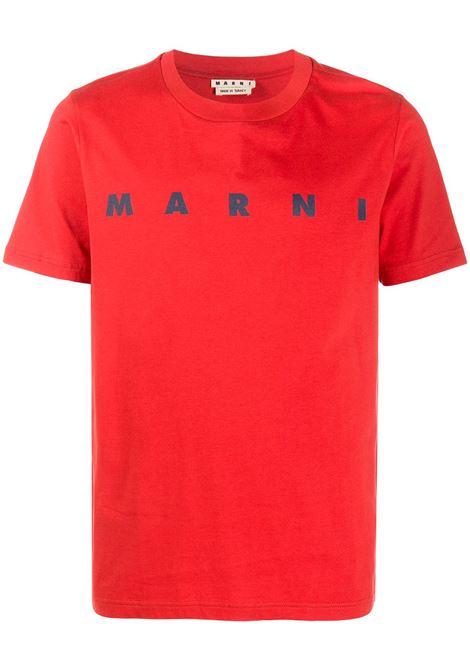 MARNI MARNI | T-shirt | HUMU0198POS2384300R60