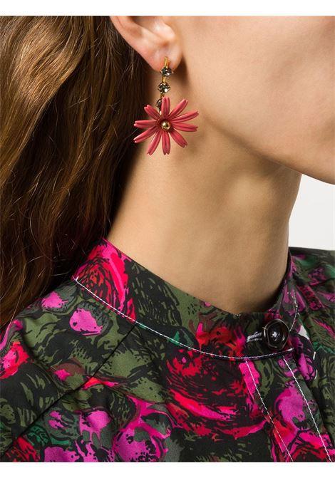 Orecchini a fiore Donna MARNI | ORMV0261A0M200000C57