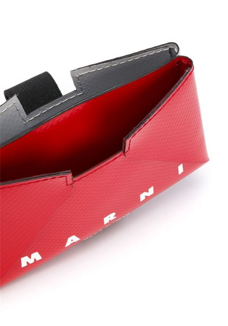 Origami cardholder MARNI | PFMI0008U0P3572Z2M85