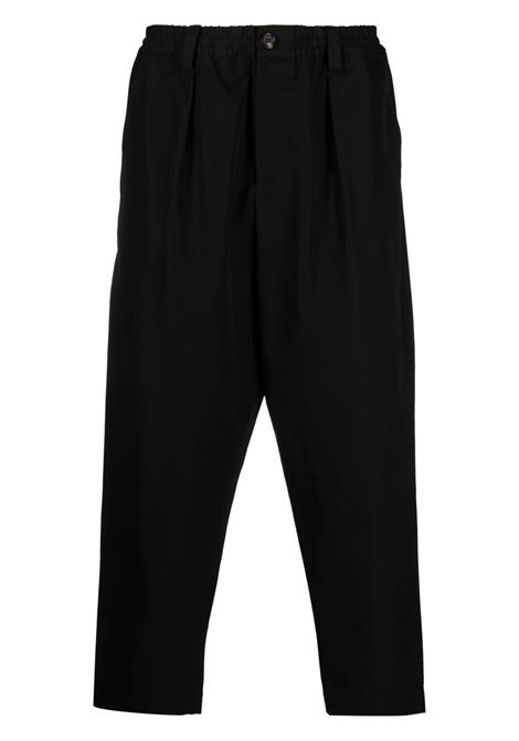 Marni cropped trousers men 00n99 MARNI | Trousers | PUMU0017A0S5385200N99