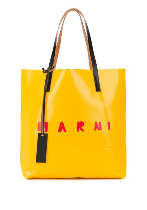 Borsa con logo Donna MARNI | SHMPQ10A06P3660Z2N31