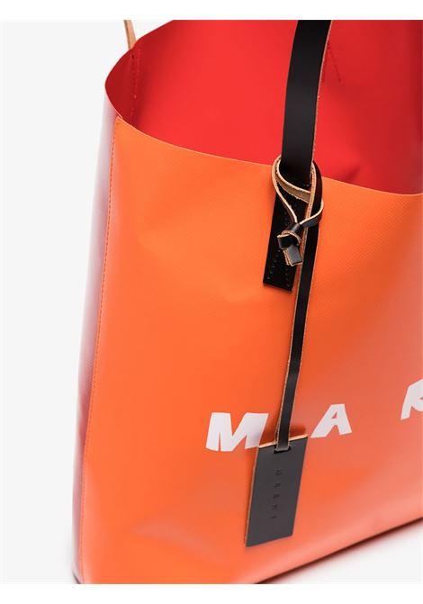 Borsa con logo Donna MARNI | SHMPQ10A06P3660Z2N32