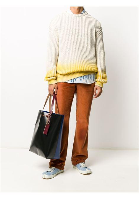 Colour-block Bag MARNI | SHMQ0000A3P3572Z2I01