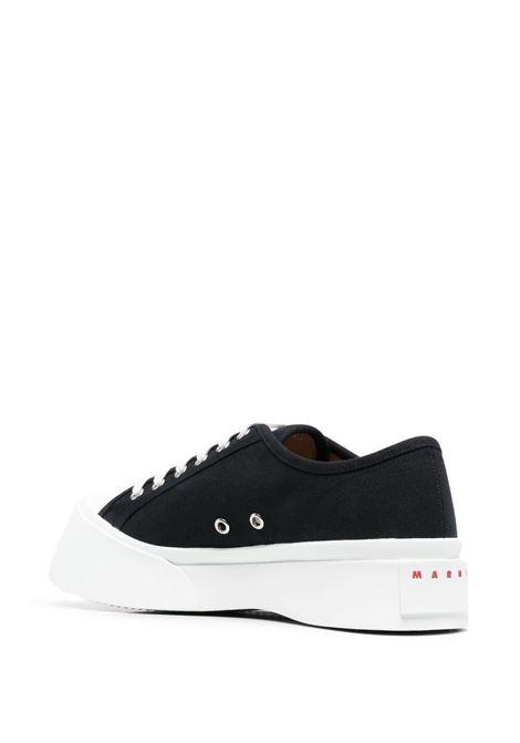 Marni logo sneakers men 00n99 MARNI | SNZU002002P357100N99