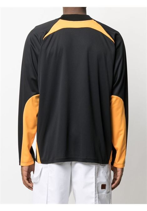 T-shirt a maniche lunghe con design color-block Uomo MARTINE ROSE | MR121SMR932