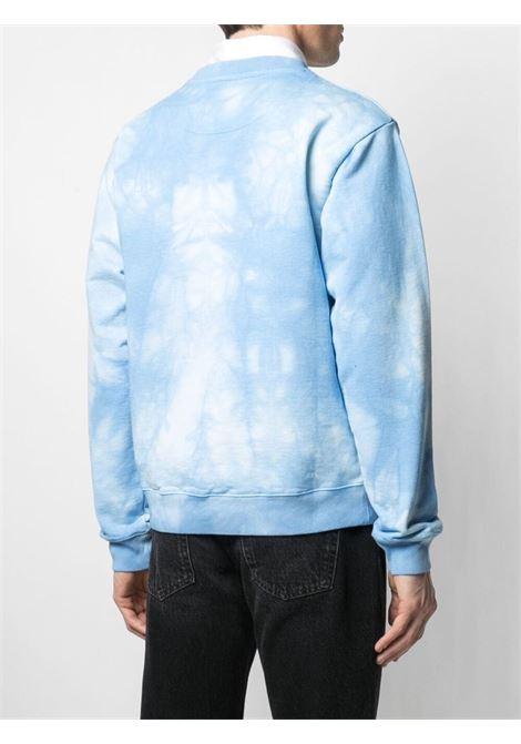 Felpa con fantasia tie dye Uomo MARTINE ROSE | MR601TMR061