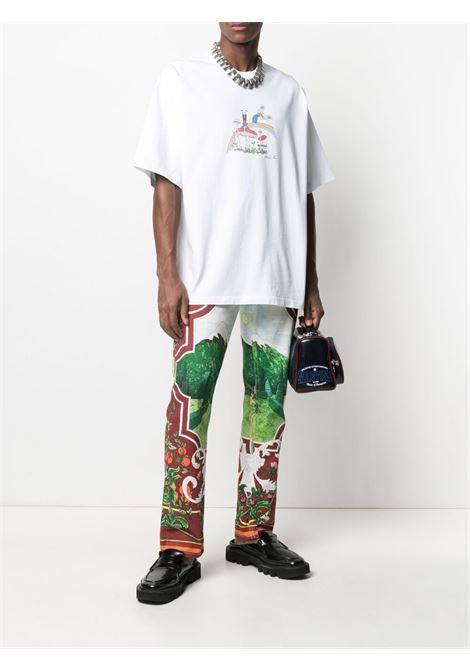 T-shirt con stampa Uomo MARTINE ROSE | MR621FMR1CA