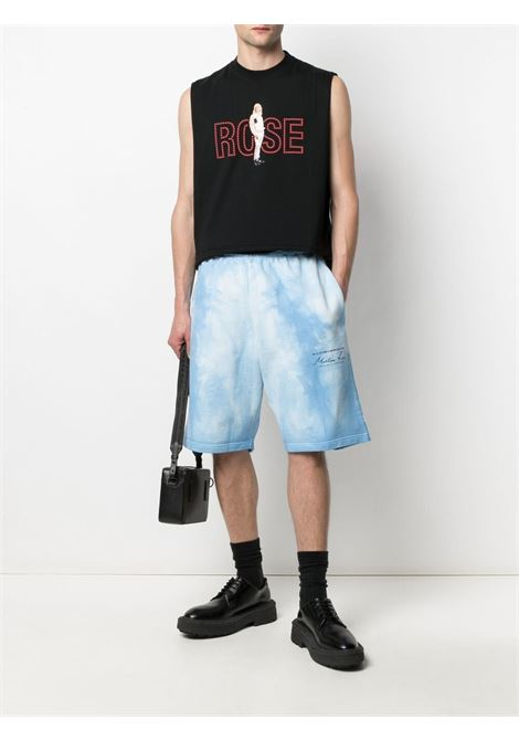 Pantaloncini con fantasia tie dye Uomo MARTINE ROSE | MR623TMR061