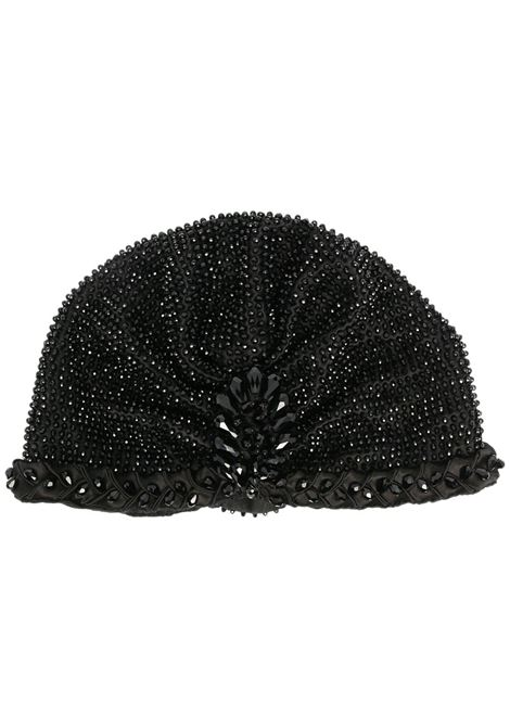 Guayana turban MARYJANE CLAVEROL | Hair accessories | 0140019647BLK