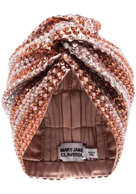 Turbante Malibu Donna MARYJANE CLAVEROL | 0180019208CRLRNBW