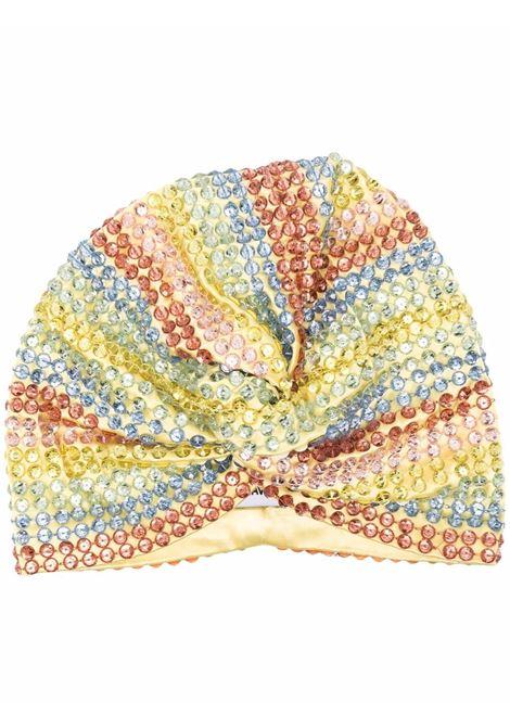 Maryjane claverol turbante malibu donna summer rainbow MARYJANE CLAVEROL | Accessori per capelli | 0180019208SMMRRNBW