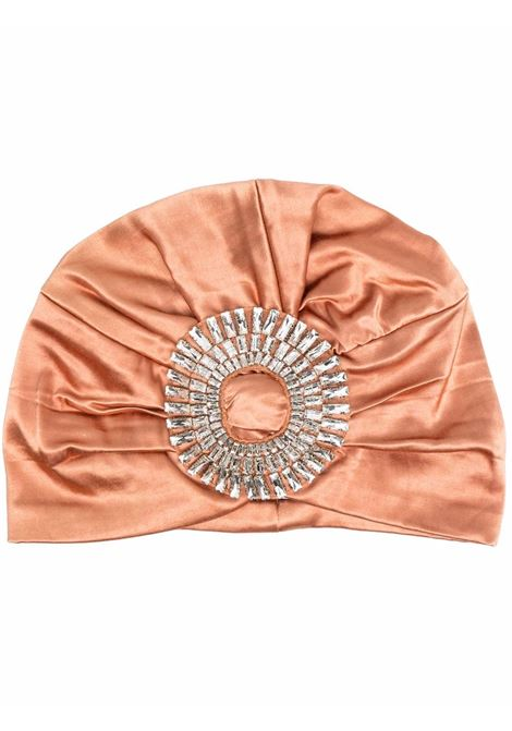 Maryjane claverol turbante playera donna terra MARYJANE CLAVEROL | Accessori per capelli | 0190020754TRR