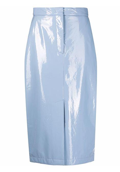 Maxmara sportmax natalia skirt women 002 blue MAXMARA SPORTMAX | Skirts | 21010217600002