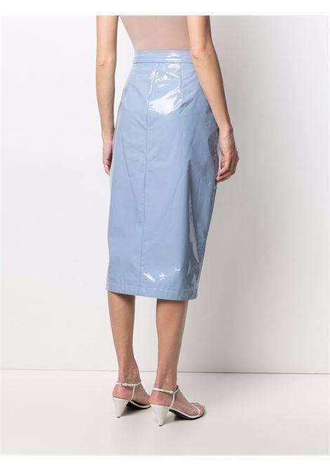 Maxmara sportmax natalia skirt women 002 blue MAXMARA SPORTMAX | 21010217600002