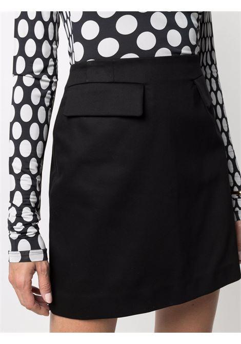 Maxmara sportmax cellula skirt women 007 black MAXMARA SPORTMAX | 21010811600007