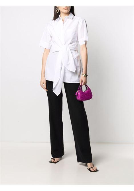 Maxmara sportmax giro shirt women 036 bianco MAXMARA SPORTMAX | 21110211600036
