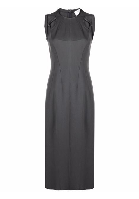 Maxmara sportmax baden dress women 002 grey MAXMARA SPORTMAX | Dresses | 22210318600002