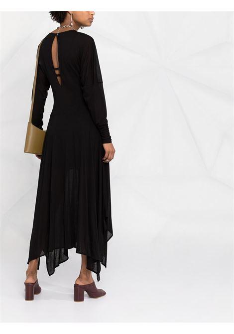 Maxmara sportmax haway dress women 003 black MAXMARA SPORTMAX | 26310218600003