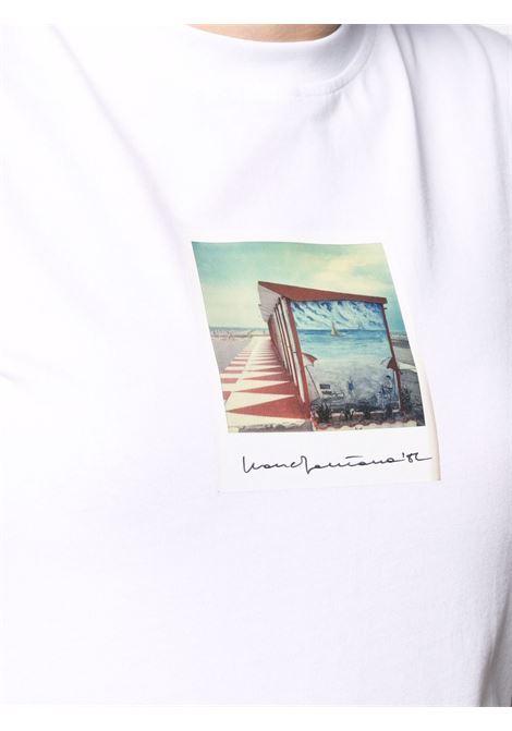 Maxmara sportmax bull t-shirt women 005 white MAXMARA SPORTMAX | 79710111600005