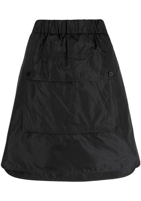 Maxmara elide skirt women 003 black MAXMARA | Skirts | 11011218600003