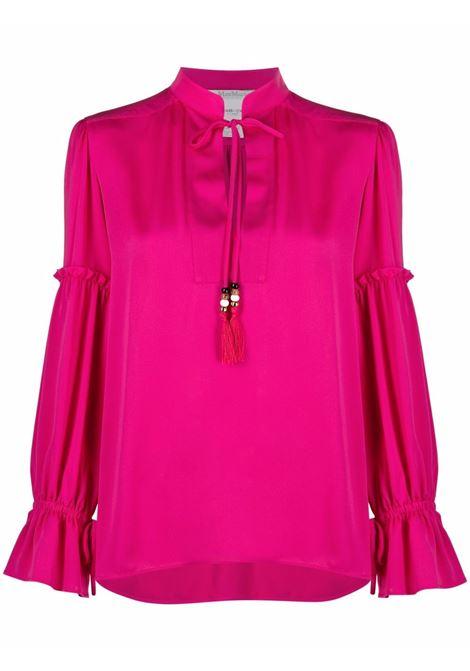 Maxmara blusa agguati donna 035 pink MAXMARA | Bluse | 11110612600035