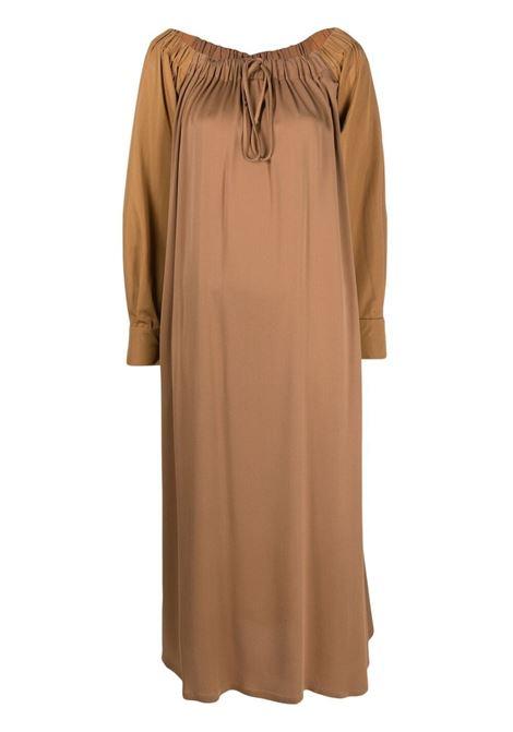 Maxmara amico dress women cuoio MAXMARA | Dresses | 12211118600031