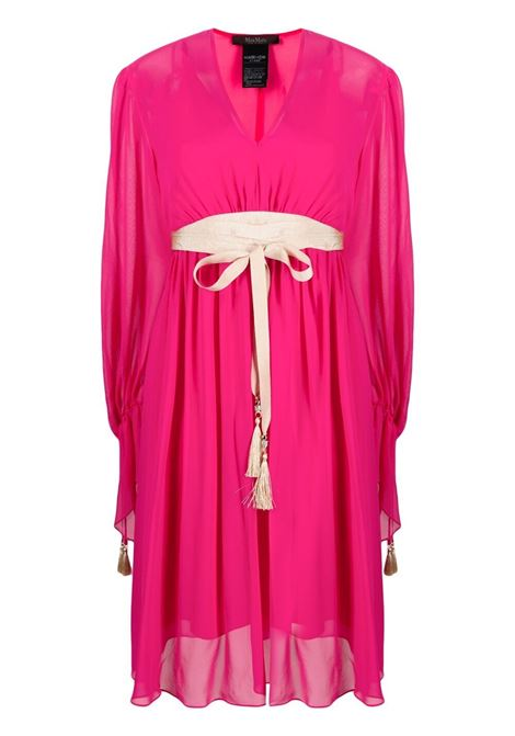Maxmara pianoforte damien dress women 017 fucsia MAXMARA PIANOFORTE | Dresses | 12310217600017