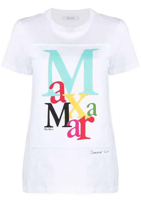 Humour T-shirt  MAXMARA | T-shirt | 19410212600010