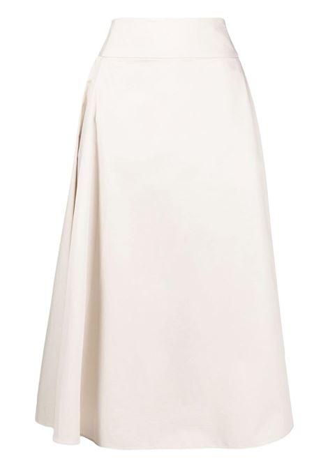 Maxmara negozi skirt women ecru MAXMARA | Skirts | 91010312600002