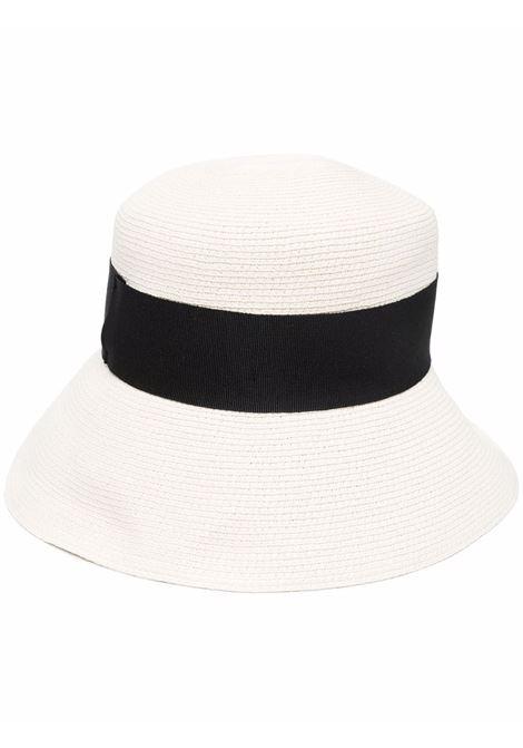Cappello a tesa larga con nastro in beige - donna 'S MAXMARA | 95710112600002