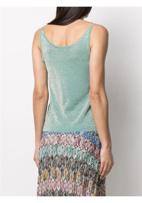 Metallic-thread vest top MISSONI | MDK00145BK00TAS70R8