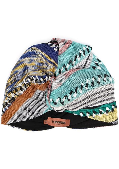 Missoni turbante donna sm48r MISSONI | Accessori per capelli | MDS00391BR00DLSM48R