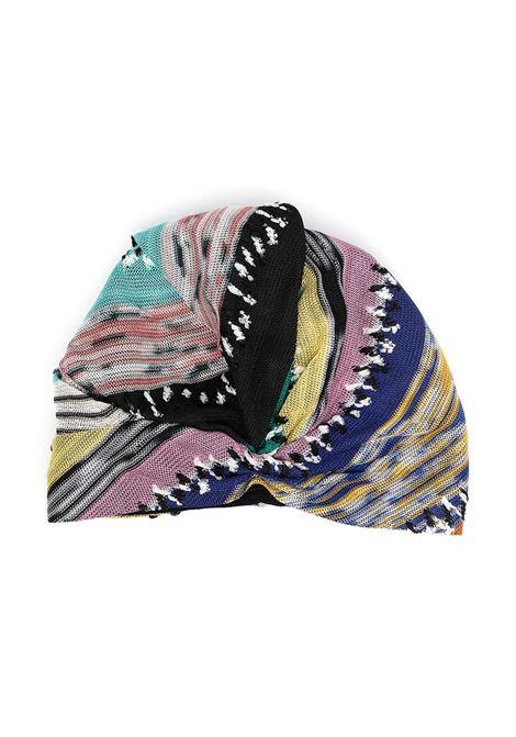 Abstract knit turban MISSONI | MDS00391BR00DLSM48R