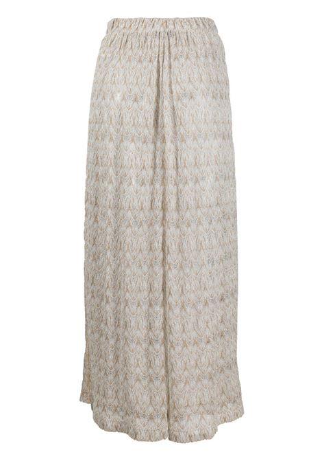 Missoni signature-weave trousers women s00gt MISSONI | MMI00023BR00DIS00GT