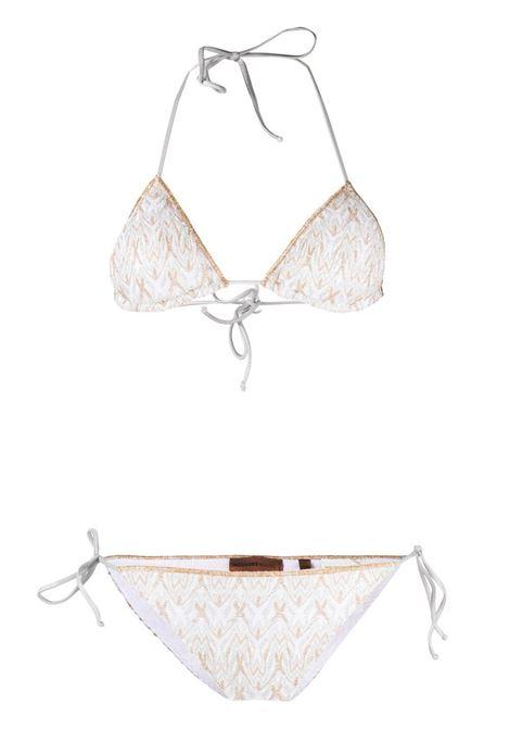 Bikini metallizzato Donna MISSONI | Costumi | MMP00006BR00DIS00GT