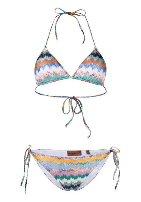 Missoni bikini a righe donna sm51c MISSONI | Costumi | MMP00006BR00E8SM51C