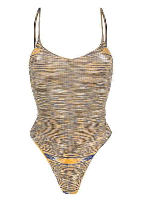 Missoni ribbed swimsuit women FM08U MISSONI | MMP00174BT002EFM08U
