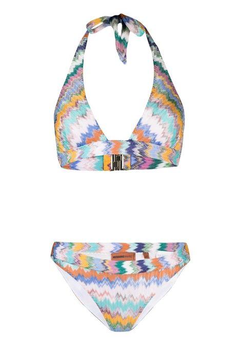 Bikini a zigzag Donna MISSONI | Costumi | MMP00231BR00E8SM51C