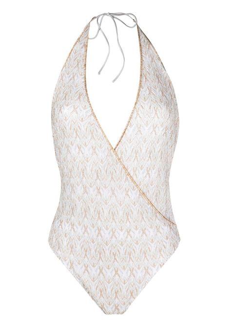 Costume intero con ricamo Donna MISSONI | Costumi | MMP00246BR00DIS00GT