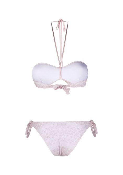Missoni geometric bikini set women S307U MISSONI   MMP00265BR00E2S307U