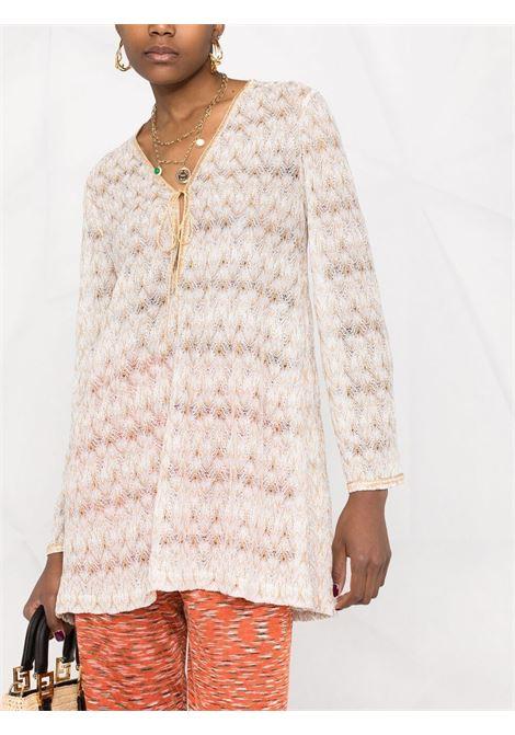 Missoni zigzag knit cardigan women s00gt MISSONI   MMQ00247BR00DIS00GT