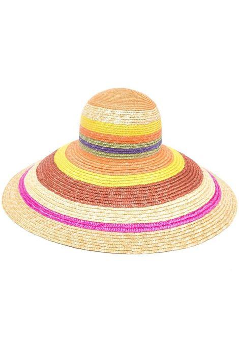 Missoni cappello a righe donna s308d MISSONI | Cappelli | MMS00069BV007QS308D
