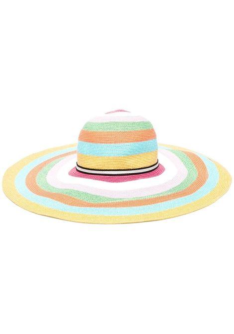 Missoni cappello a righe donna sm53z MISSONI | Cappelli | MMS00070BV007QSM53Z