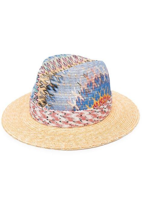 Missoni cappello a tesa larga donna sm49v MISSONI | Cappelli | MMS00071BR00E3SM49V