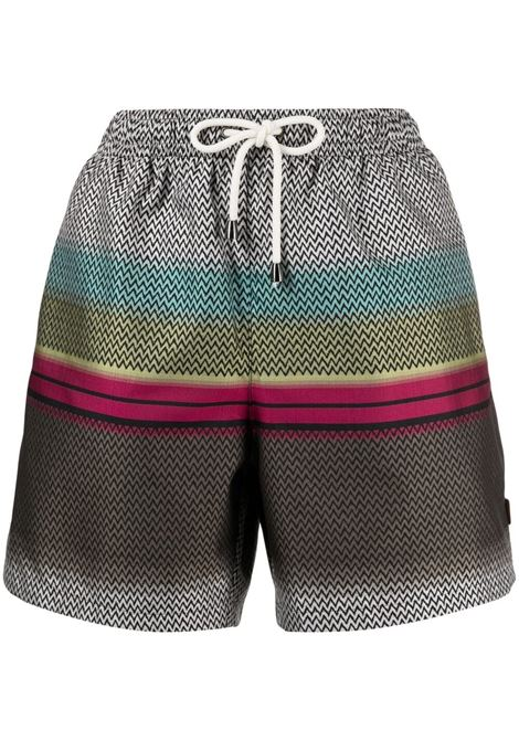 Missoni  zigzag-print swim shorts men s60bc MISSONI | Swimwear | MUP00012BW00DBS60BC
