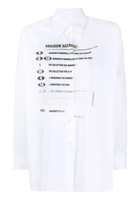 MM6 MAISON MARGIELA MM6 MAISON MARGIELA | Camicie | S52DL0149S47294100