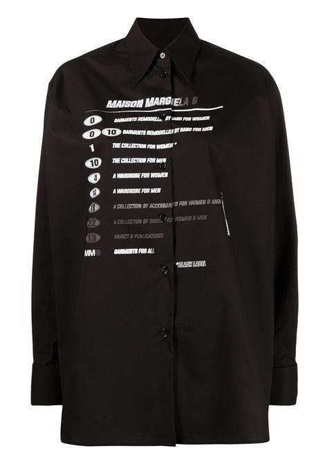 MM6 MAISON MARGIELA MM6 MAISON MARGIELA | Camicie | S52DL0149S47294900