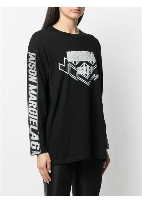 Logo sweatshirt MM6 MAISON MARGIELA   S52GC0186S23588900